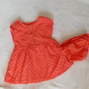 Cat and Jack dress size 12mo